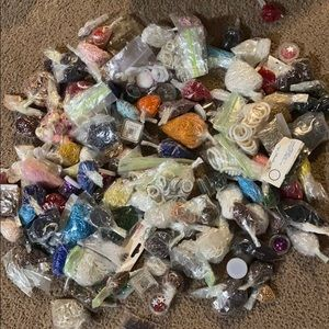 THOUSANDS OF BEADS